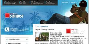 simhost-home-page