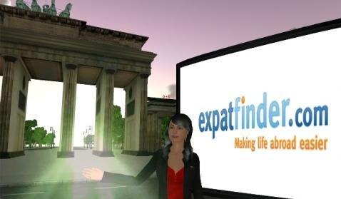 (Photo courtesy Expat.com and Twinity.)