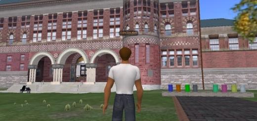 ProtoSphere Virtual World