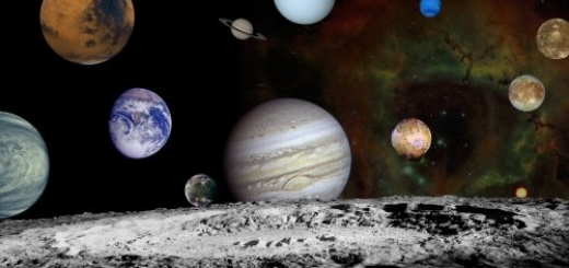 planets-NASA image