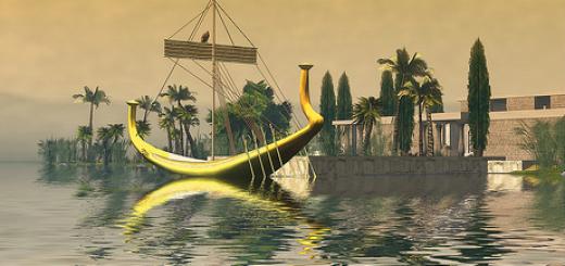 The Nile Image by Loki Popinjay. (Image courtesy Heritage Key.)