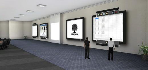 Corporate headquarters. (Image courtesy VastPark)