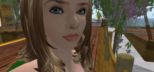 Second Life's Virtual Ability Island. (Source: HVX Silverstar)