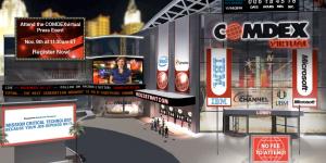 COMDEXvirtual will be held November 16 and 17. (Image courtesy COMDEX.)