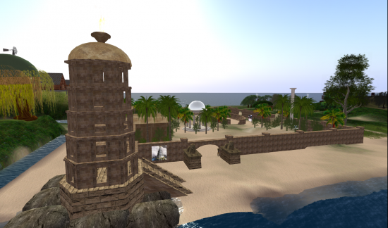 Lost City of Alexandria, on a region hosted with New Voice. (Image courtesy Hope Botterbusch.)
