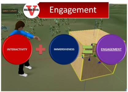 missionV engagement
