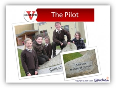 missionv -- the pilot