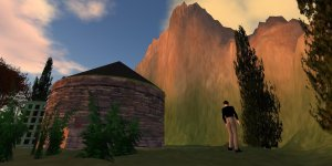 Joe Essid (Iggy) builds fresh on OpenSim-based Jokaydia Grid.