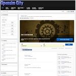 OpenSim City