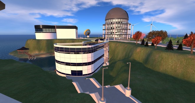 Universal Campus by Oni Kenkon Creations.