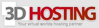 3D Hosting logo