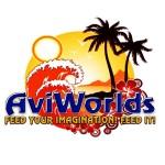 AviWorlds logo 2015 large