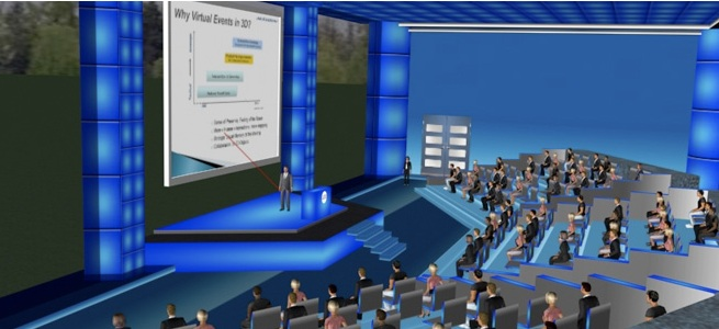 Altadyn Launches 3d Virtual Events Hypergrid Business