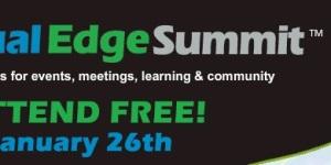 Virtual Edge Summit notice