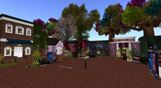 OpenSim-based FleepGrid is a popular hypergrid destination for educators looking for content.