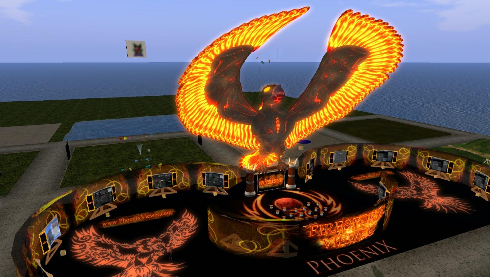 Second Life Firestorm