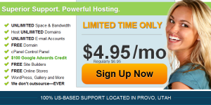 The HostMoster home page. Click on image to visit site.