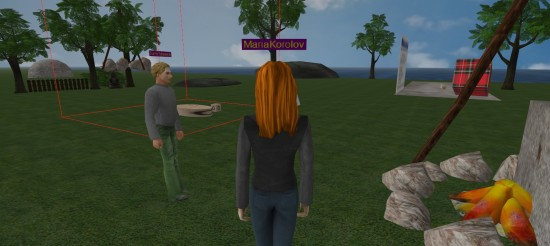 WebGL allows instant 3D in the browser, such as the PixieViewer viewer for OpenSim.