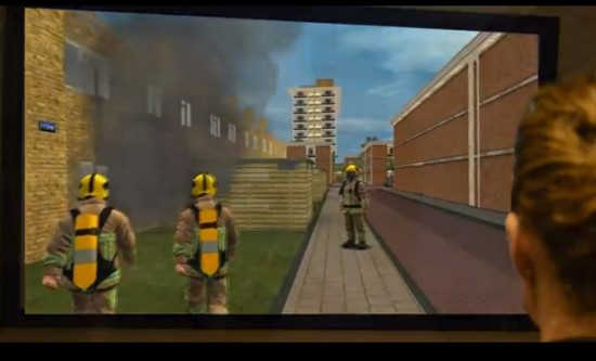RescueSim by VSTEP offers an immersive virtual training environment for first responders.