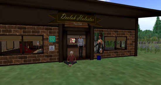 A fan club house in 3RG Music Village. (Image courtesy 3rd Rock Grid.)