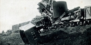Train wreck image by Wystan via Flickr
