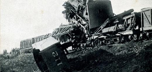 Train wreck image by Wystan via Flickr