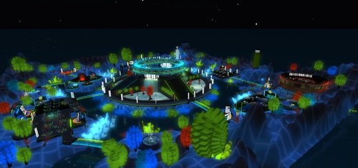 The OpenSim Community Conference was a great community-building event.