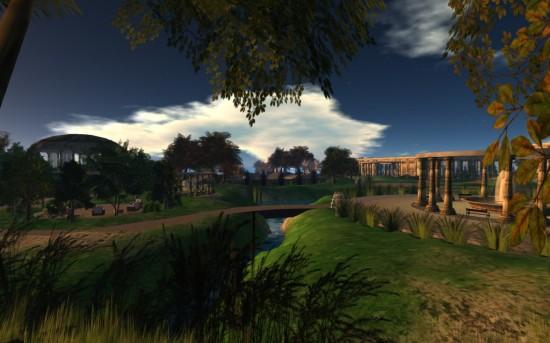 Kitely's new Welcome Center. (Image courtesy Kitely.)
