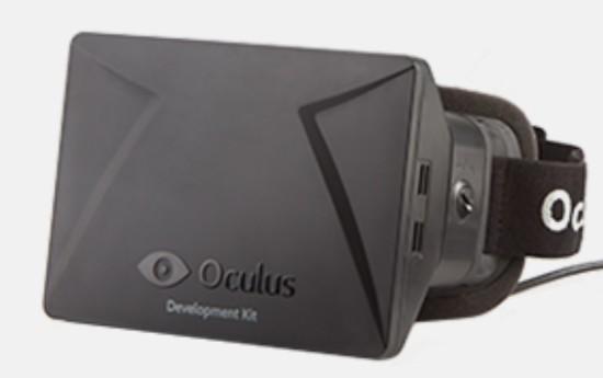 Oculus Rift Development Kit Headset