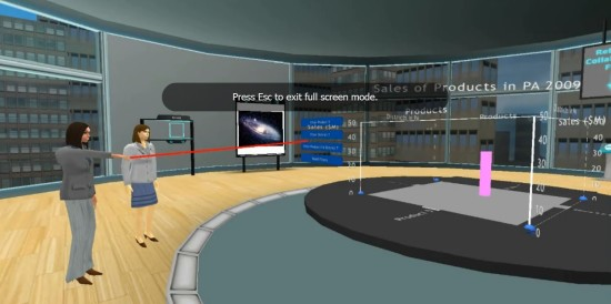 PPD 3D using the ProtoSphere virtual environment platform. (Image courtesy PPD.)