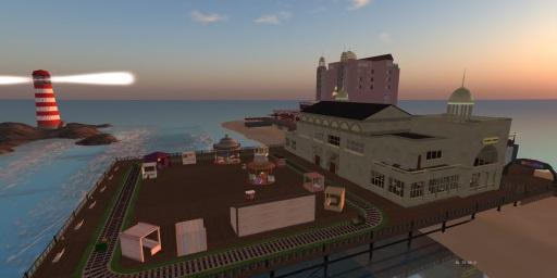 Boardwalk region on the Virtual Highway grid. (Image courtesy Virtual Highway.)