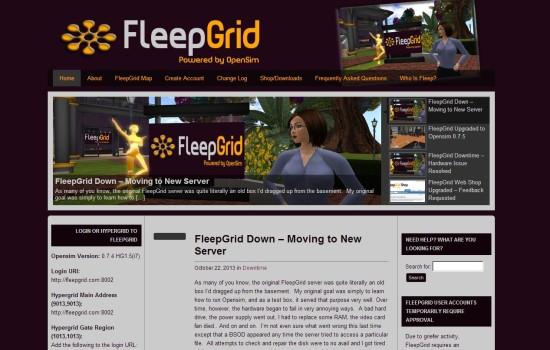 FleepGrid