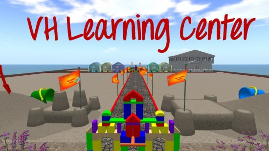 The new Virtual Highway Learning Center. (Image courtesy Virtual Highway.)