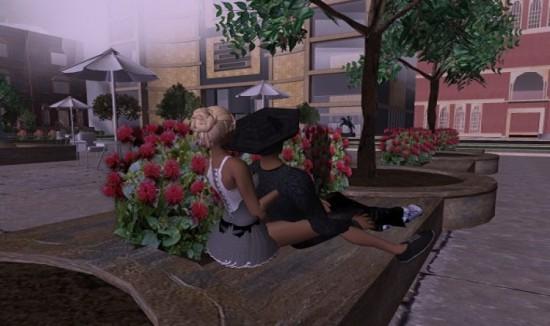 St. Valentine's Day love on the Logicamp grid. (Image courtesy Logicamp.)