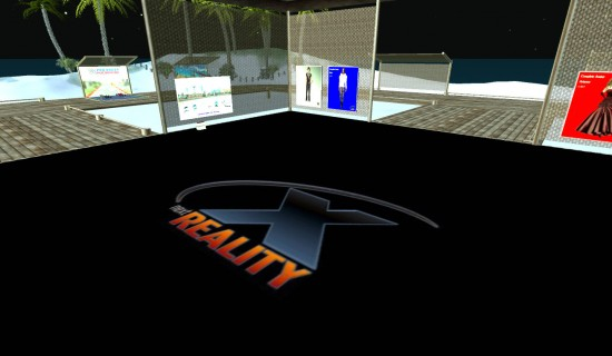 Welcome Island on Next Reality grid. Hypergrid address infinity8.org:8002:Welcome Island. (Image courtesy Merrie Schoenbach.)