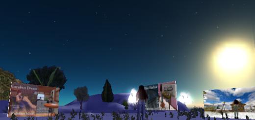 Magic Storybook in Greyville. (Image courtesy Nara Malone.)