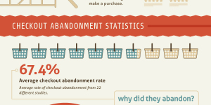 Hypergrid Consumer Psychology and ECommerce Checkouts Infographic