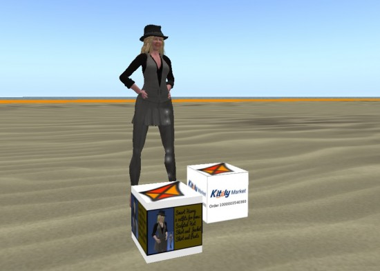 Kitely delivery to OSgrid