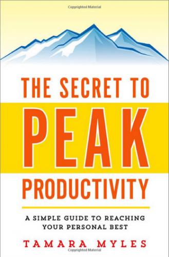 Peak Productivity