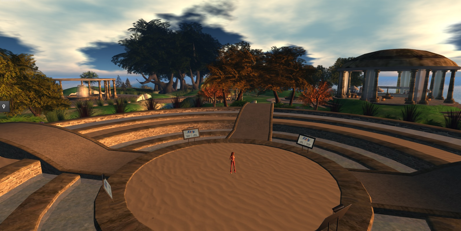 Virtual worlds you can celebrity