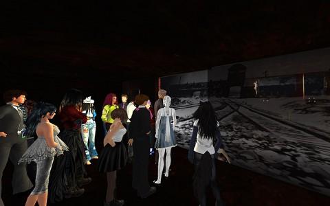 Night: Arrival at Auschwitz.