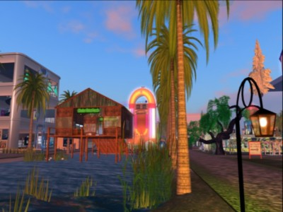 One of th regions hosted by Oliveira. (Image courtesy Oliveira Virtual Lands.)