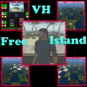 Virtual Highway free island