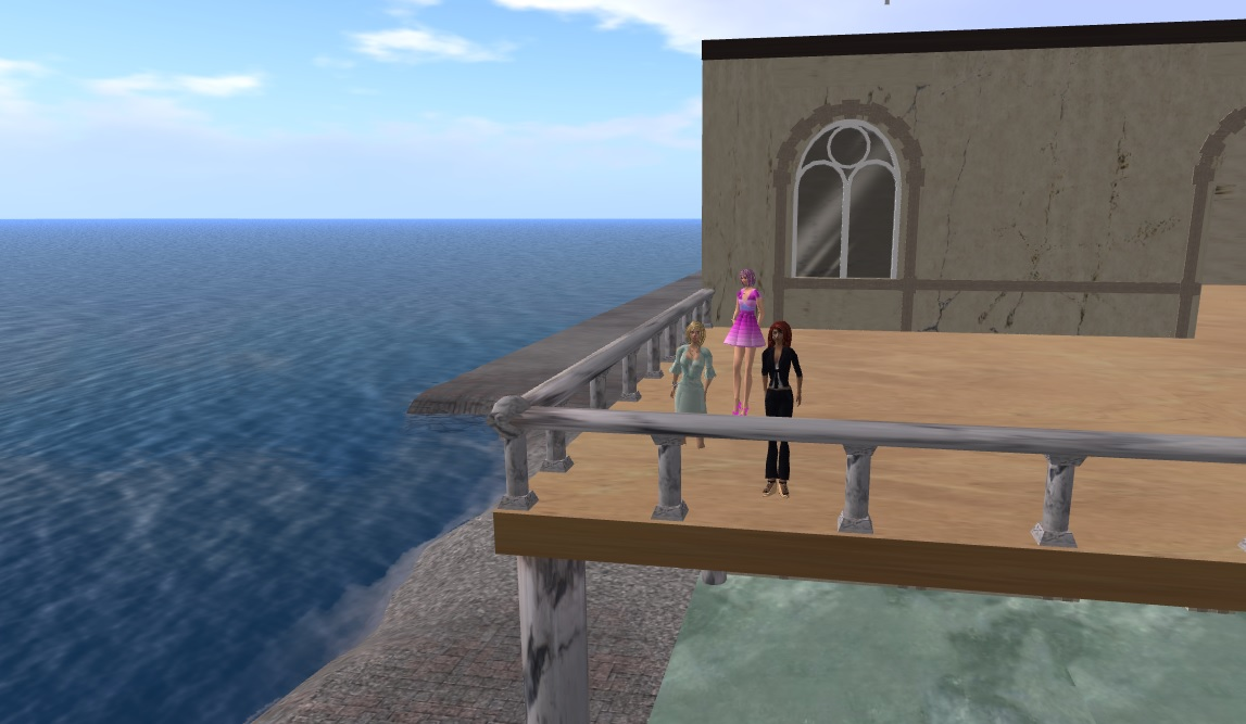 Virtual World City moving to Unity 3D – Hypergrid Business