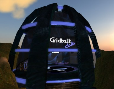 GridTalk Club. (Image courtesy Dorena's World.)
