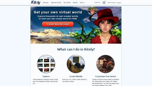 Kitely redesign