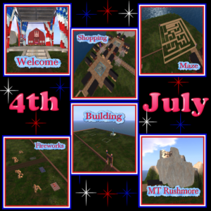Virtual Highway 4th of july