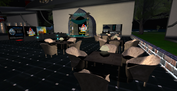 Corran Cafe. (Image courtesy Tangle Grid.)