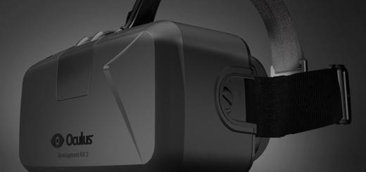 Oculus Rift DK2. (Image courtesy Oculus VR.)