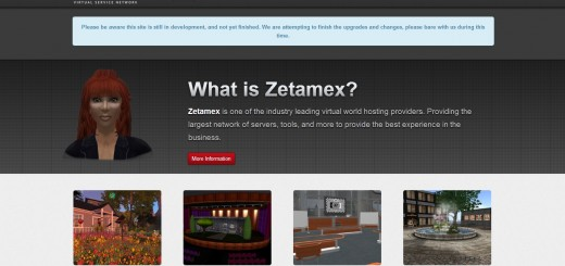 Zetamex recently redesigned their website, streamlined the region order process, and began  offering $5 region rentals.